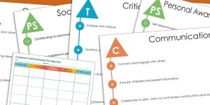 BC Ed Plan Core Competency Tools