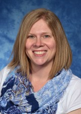 Photo of Kellie Flynn, administrative specialist