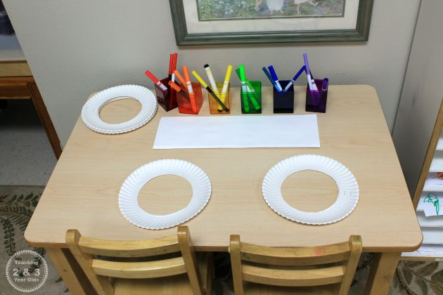 How to Set Up an Inviting Preschool Writing Center