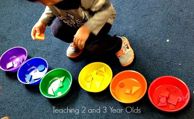 Introducing New Concepts During Circle Time Teaching 2