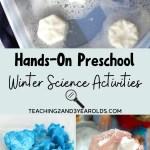 Hands On Winter Science Activities