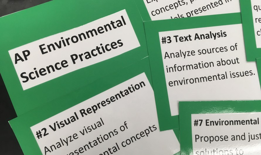 Resources for the AP® Environmental Science Exam