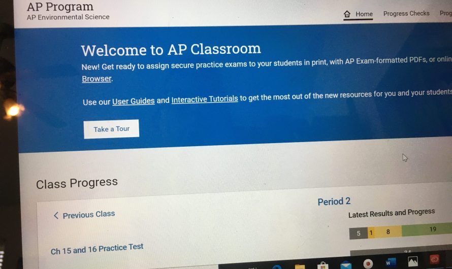 Tips for using AP®  Classroom