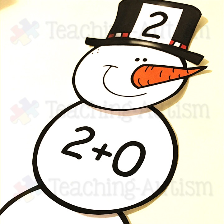 Image result for snowman addition clipart