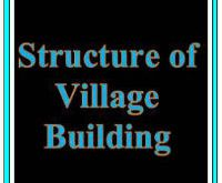 Structure of Village Building bd
