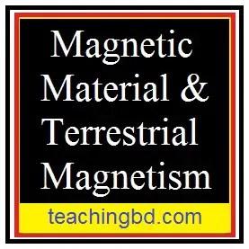 Magnetic Material & Terrestrial Magnetism