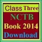 Class Three NCTB Book 2018 Download