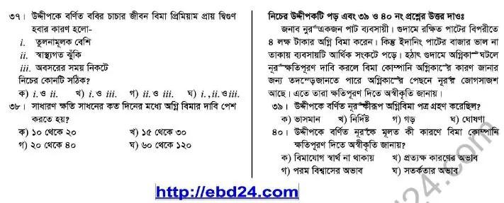 Babosai Niti o Proyog- 2nd HSC 2014 (7)