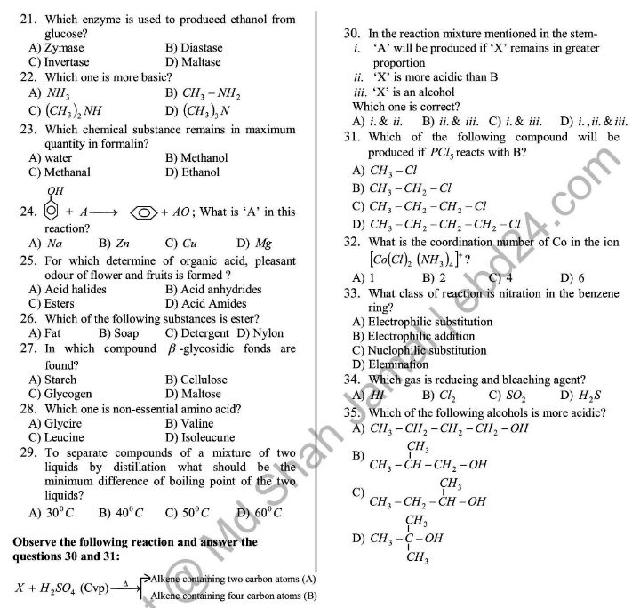 Chemistry- English Version-2nd Exam 2014 (4)