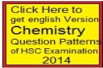 English Version Chemistry Suggestion and Question Patterns of HSC Examination 2014