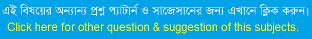 PECE Bangladesh and Bisho Porichoy StQA 3rd ‍Chapter