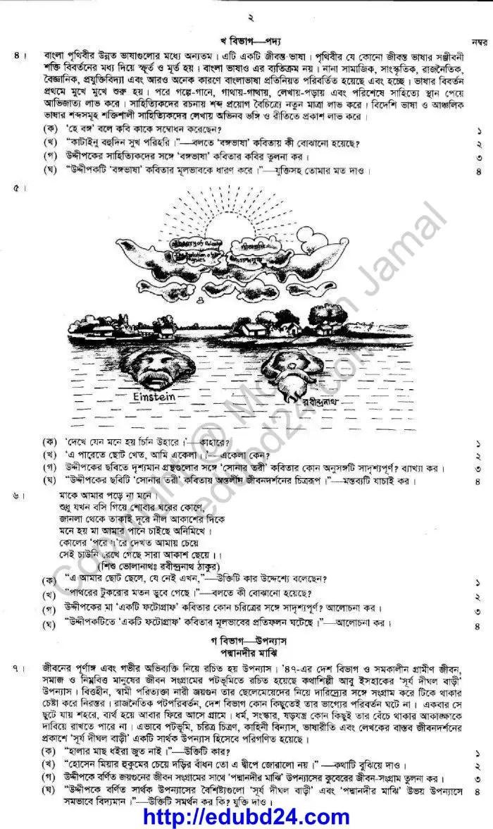 Bangla Board Question 2014 (4)