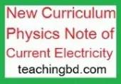 Curriculum-Physics-Note