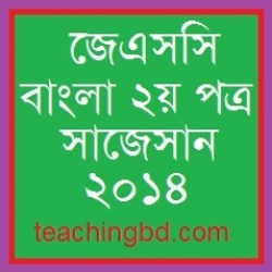 Bengali 2nd Paper Suggestion and Question Patterns 2014-1
