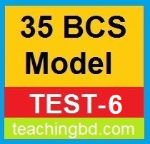 35 BCS Model Test-6