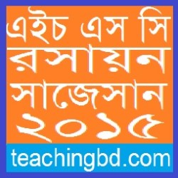 Chemistry Suggestion and Question Patterns of HSC Examination 2015-1