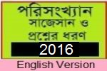 Statistics Suggestion and Question Patterns of HSC Examination 2016