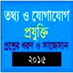 Information and communication technology Suggestion and Question Patterns of HSC Examination 2015-15 1