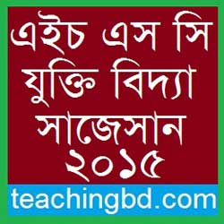 Logic Suggestion and Question Patterns of HSC Examination 2015-1