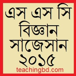 SSC Science Suggestion 20154