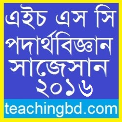 Physics Suggestion and Question Patterns of HSC Examination 2016 1