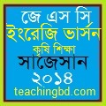 Suggestion and Question Patterns of JSC Examination 2014 9