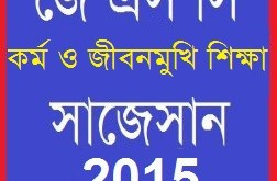 Work and life-oriented education Suggestion and Question Patterns of JSC Examination 2015-2