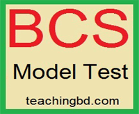 BCS Model Test