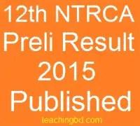 12th-NTRCA-Preli-Result-