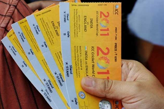 Asia Cup Ticket