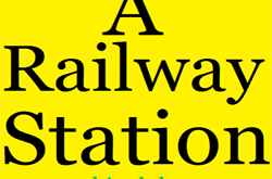 Write A Paragraph: A Railway Station