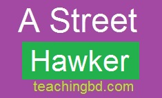Writing A Paragraph: A Street Hawker 1