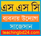 Business InitiativeSuggestion and Question Patterns of SSC Examination 2019