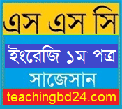 English 1st Paper Suggestion and Question Patterns of SSC Examination 2018-15