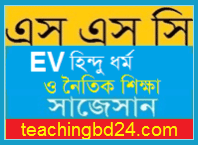 EV Hindu Religion and moral Education Suggestion and Question Patterns of SSC Examination 2019