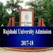 Rajshahi University Admission Notice 2017-18 | www.ru.ac.bd 5