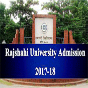 Rajshahi University Admission Notice 2017-18 | www.ru.ac.bd 17