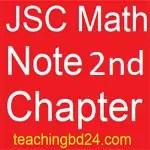 JSC Math Note 2nd Chapter Profit