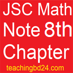 JSC Math Note 8th Chapter Quadrilateral
