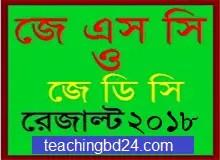 JSC and JDC Result 2018 Bangladesh Education board 13