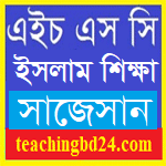 HSC Islam Education 2nd Paper Suggestion and Question Patterns 2018-5