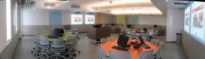 Active Learning Classroom - Education 627