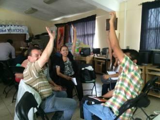 Workshop Mexico