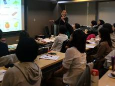 Workshop Taiwan