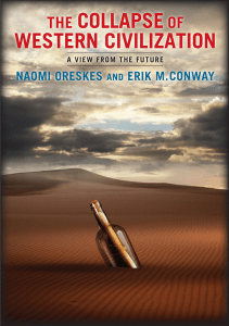 Naomi Oreskes' live-stream interview with Steve Curwood, July 25, 2014