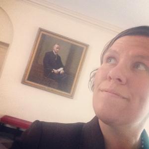 Selfie with Coolidge