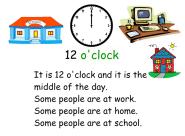 12 o'clock