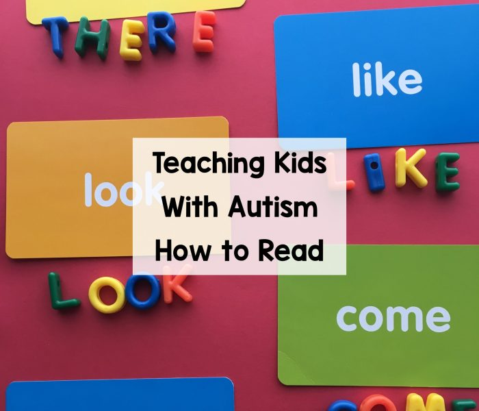 Learning to Read… With Autism