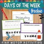Fine Motor Free