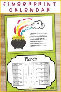 This fingerprint Calendar is the perfect handmade gift for Mother's Day, Christmas, Teacher Appreciation Week, and more. It's a Preschool Handmade Gift that any parent or grandparent would love to recieve. Parent Gift, Grandparent gift, DIY kids gift, preschooler craft gift. Get the free sample to try it out!